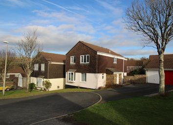 Thumbnail 3 bed detached house for sale in Brakefield, South Brent