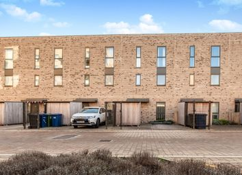 Thumbnail 3 bedroom town house for sale in Nine Wells Road, Trumpington, Cambridge