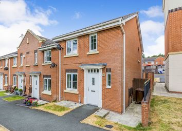 Thumbnail 3 bedroom semi-detached house for sale in Emerald Way, Stoke-On-Trent