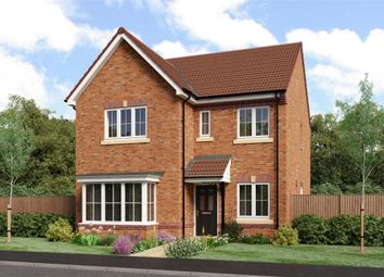"Thumbnail 4 bed detached house for sale in ""Mitford"" at Sophia Drive, Great Sankey, Warrington"