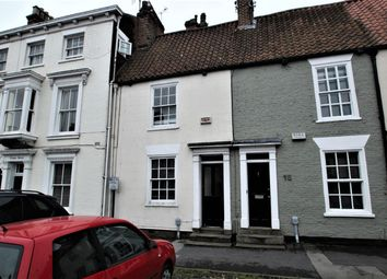Thumbnail 3 bed terraced house to rent in North Bar Without, Beverley