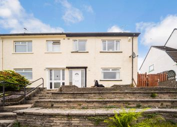 Thumbnail 3 bed semi-detached house for sale in Park Road, Bridge Of Weir