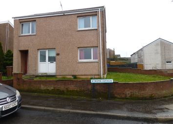 Thumbnail 4 bed detached house for sale in Stroma Avenue, Port Glasgow