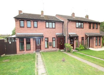Thumbnail 2 bed terraced house to rent in Portway, Riseley, Reading