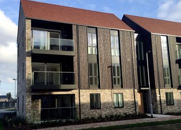 Thumbnail 2 bedroom flat to rent in Knightly Avenue, Cambridge