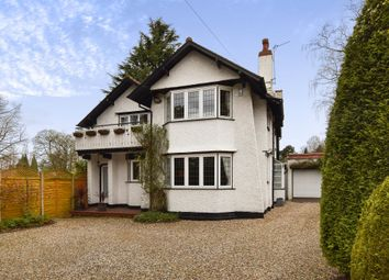 Thumbnail 4 bed detached house for sale in Thornhill Road, Streetly, Sutton Coldfield