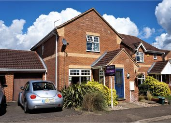 Thumbnail 3 bedroom link-detached house for sale in Creed Road, Oundle
