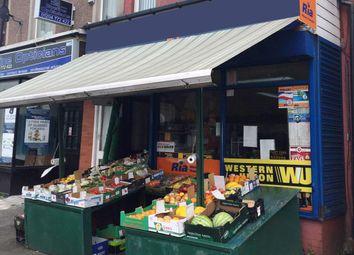 Thumbnail Retail premises for sale in Bolton BL3, UK