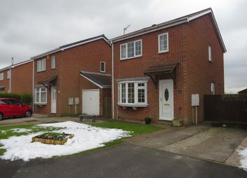 Thumbnail 3 bed detached house for sale in Meadow View, Holmewood, Chesterfield