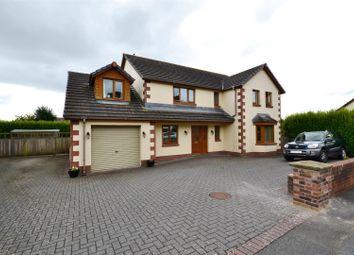 Thumbnail 4 bedroom detached house for sale in Freemans Walk, Pembroke