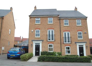 Thumbnail 4 bedroom property to rent in Cordelia Place, Chellaston, Derby