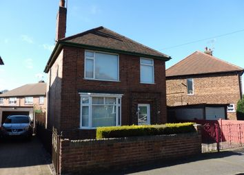 Thumbnail 3 bed detached house for sale in Braemar Road, Bulwell, Nottingham