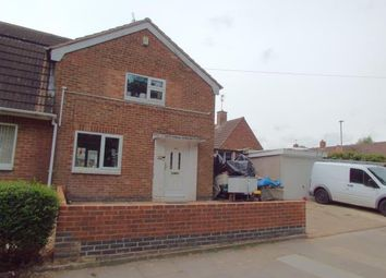 Thumbnail 2 bedroom end terrace house for sale in Sturdee Road, Leicester, Leicestershire