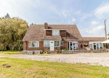 Thumbnail 4 bed detached house for sale in Beacon Lane, Staplecross, Robertsbridge, East Sussex