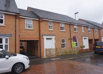 Thumbnail 4 bed terraced house for sale in Birchwood Close, Arleston, Telford, Shropshire