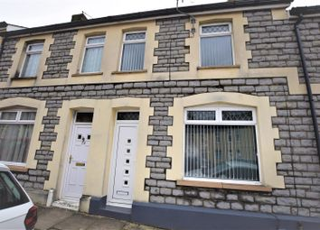 Thumbnail 2 bed terraced house to rent in Coronation Street, Barry