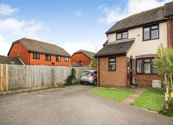 Willowside, Snodland, Kent ME6. 4 bed semi-detached house
