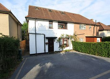 Thumbnail 3 bed semi-detached house for sale in Trinder Road, Barnet, London