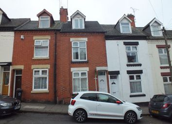 Thumbnail 4 bed terraced house to rent in Hartington Road, Highfields, Leicester
