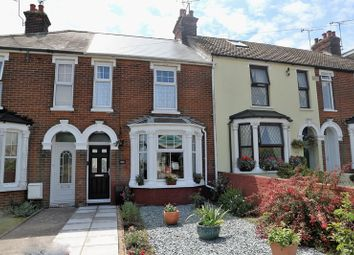 Thumbnail 3 bedroom terraced house for sale in Main Road, Dovercourt, Harwich