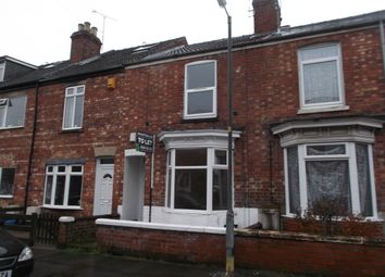 Thumbnail 2 bed terraced house to rent in Stanley Street, Gainsborough