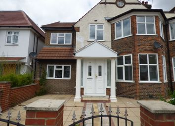 Thumbnail Semi-detached house to rent in Cecil Road, West Acton