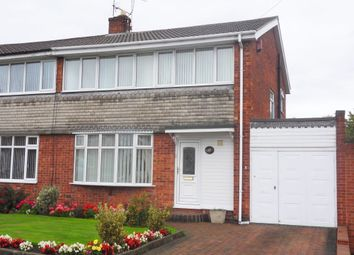 Thumbnail 3 bed semi-detached house to rent in Windsor Road, Carlton-In-Lindrick, Nottinghamshire