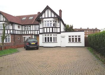 Thumbnail 4 bed semi-detached house to rent in Marsh Lane, Mill Hill