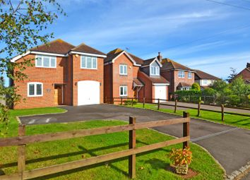 Thumbnail 4 bed detached house for sale in Main Street, Poundon, Bicester