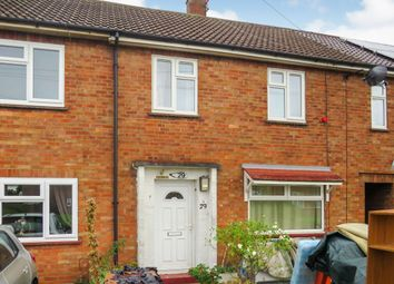 Thumbnail 3 bedroom terraced house for sale in Malvern Road, Peterborough