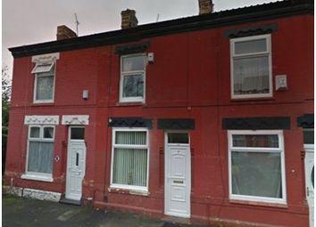 Thumbnail 2 bed terraced house for sale in Innes Street, Longsight, Manchester