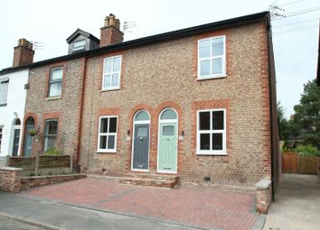 Thumbnail 3 bed end terrace house for sale in Priory Street, Bowdon, Altrincham