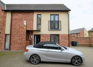 Thumbnail 3 bedroom semi-detached house for sale in 21 Siskin Way, Allerton Bywater, Castleford