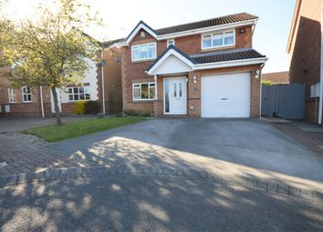 Thumbnail 4 bed detached house for sale in Coates Close, Dewsbury, West Yorkshire