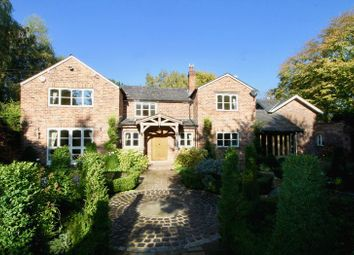 Thumbnail 5 bed country house to rent in Gore Lane, Alderley Edge