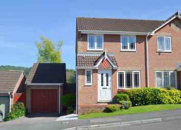 Thumbnail 3 bed semi-detached house for sale in Banfield Way, Honiton