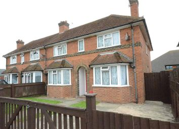 Thumbnail 4 bedroom semi-detached house for sale in Northumberland Avenue, Reading, Berkshire