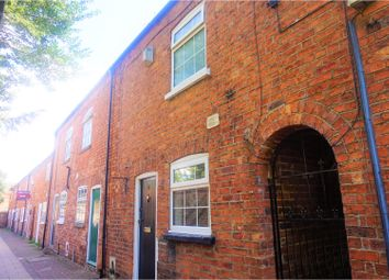 Thumbnail 1 bed terraced house for sale in Nags Head Passage, Sleaford