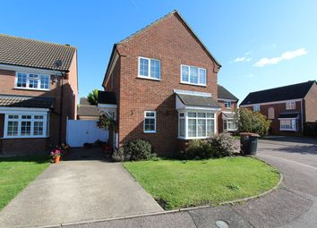Thumbnail 4 bed detached house for sale in Sherbourne Way, Putnoe, Bedford