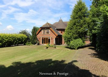 Thumbnail 3 bed detached house for sale in Withybrook Road, Bulkington, Bedworth