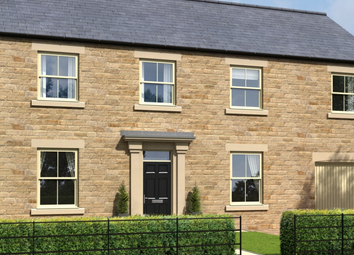 Thumbnail 5 bed detached house for sale in Haughton Place, Hexham