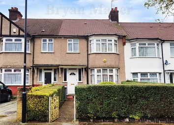 Thumbnail 3 bed terraced house for sale in Deanscroft Avenue, London