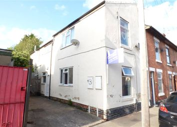 Thumbnail 4 bed end terrace house for sale in 3 And 3A Harrison Street, Derby, Derbyshire