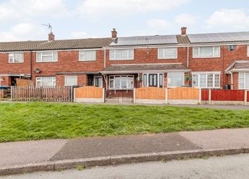 Thumbnail 3 bed terraced house for sale in Darnford View, Lichfield, Staffordshire