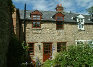 Thumbnail 2 bed cottage to rent in Church Lane, Alderton, Towcester