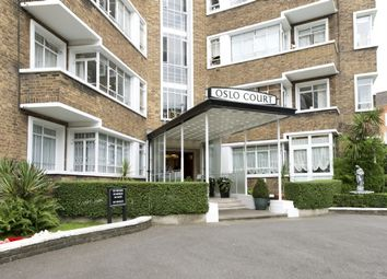 Thumbnail 1 bed flat to rent in Oslo Court, Prince Albert Road, London
