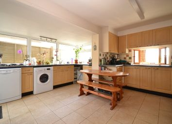 Thumbnail 4 bed detached bungalow for sale in New Road, Porchfield, Newport