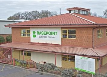 Office to let in Basepoint Business Centre, Stroudley Road, Basingstoke, Hampshire RG24