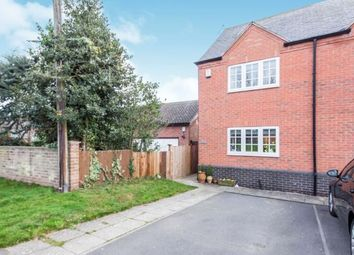 Thumbnail 2 bed semi-detached house for sale in Vine Cottage, Wysall Lane, Rempstone, Loughborough