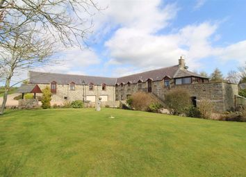 Thumbnail 6 bed detached house for sale in The Old Brewery, Brewery Road, Strichen